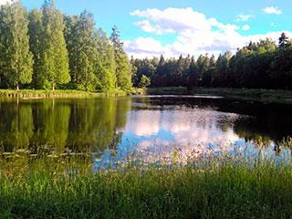 Белое озеро, малая ванночка