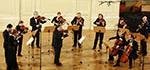 Новогодний концерт в Гатчинском дворце