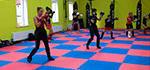 Новый зал тайского бокса