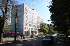 Регистратура сергиевской поликлиники