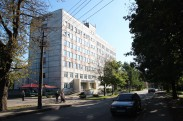 Районная поликлиника для взрослых г. Гатчина