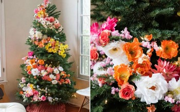 Примеры 20 необычных елок для Нового года